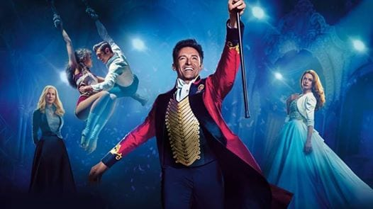 The Greatest Showman at Mill Meadows Island, Bedford – After Sundown