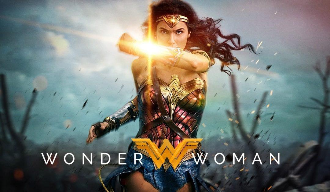 Wonder Woman (12A) at Wimpole Estate