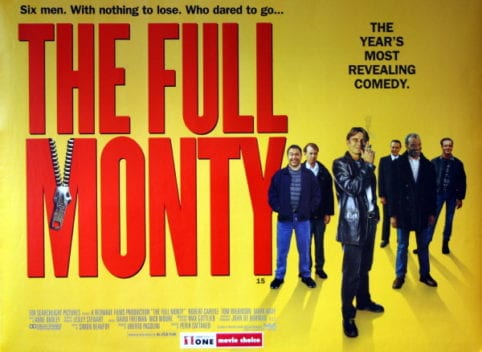 Th Full Monty at Luton Hoo