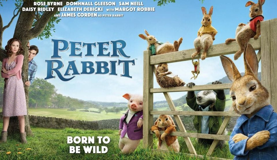 Peter Rabbit at The Jockey Club Rooms