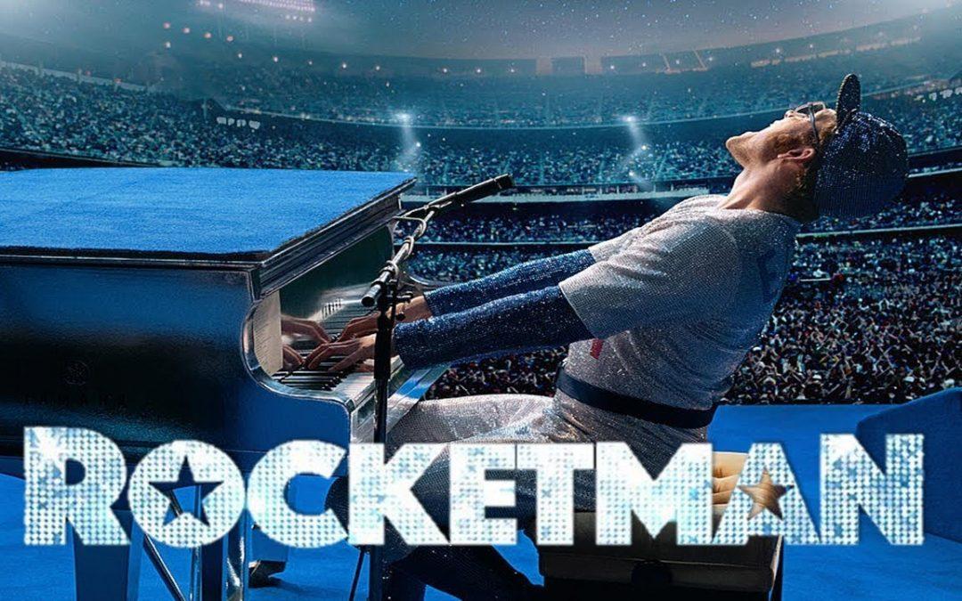 Rocketman at Hitchin Lavender
