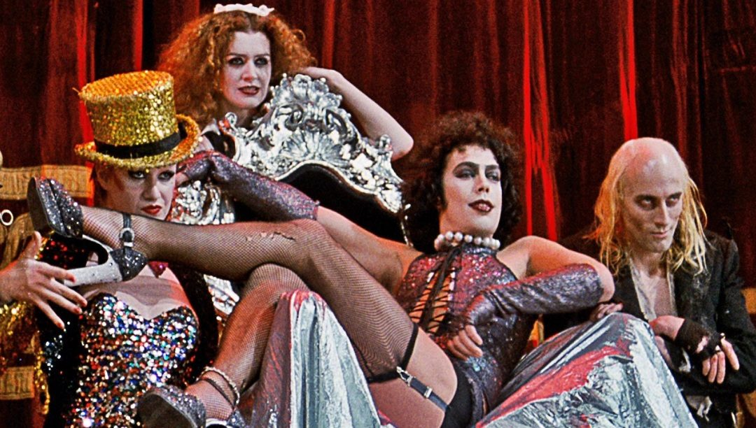 Rocky Horror Picture Show at Hitchin Lavender
