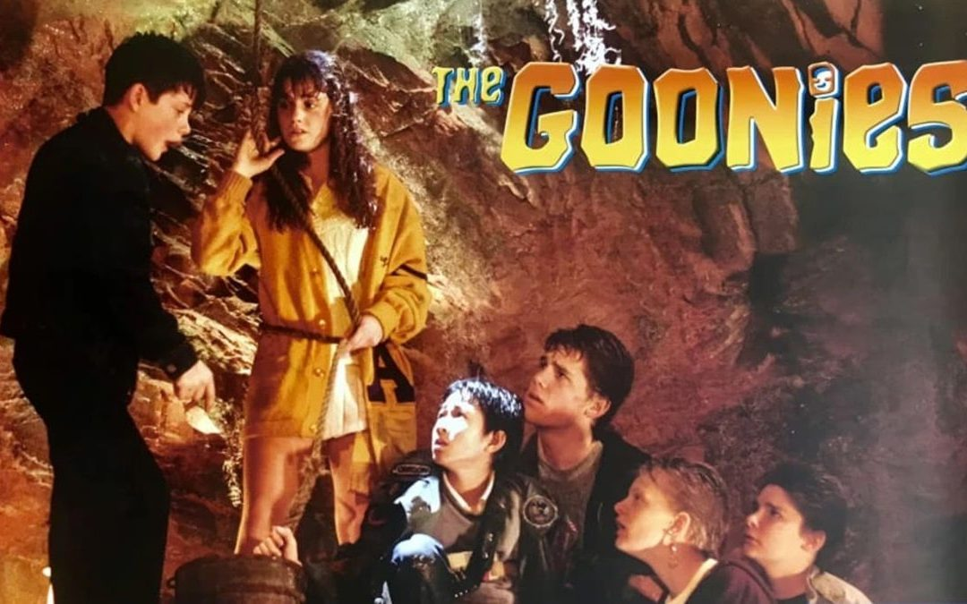 The Goonies at Hitchin Lavender
